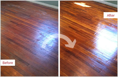 Sir Grout of Greater Boston Wood Refinishing Sandless