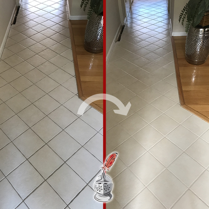 Grout Cleaning And Sealing