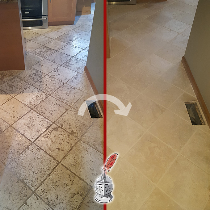 Marble Floor Cleaning and Sealing