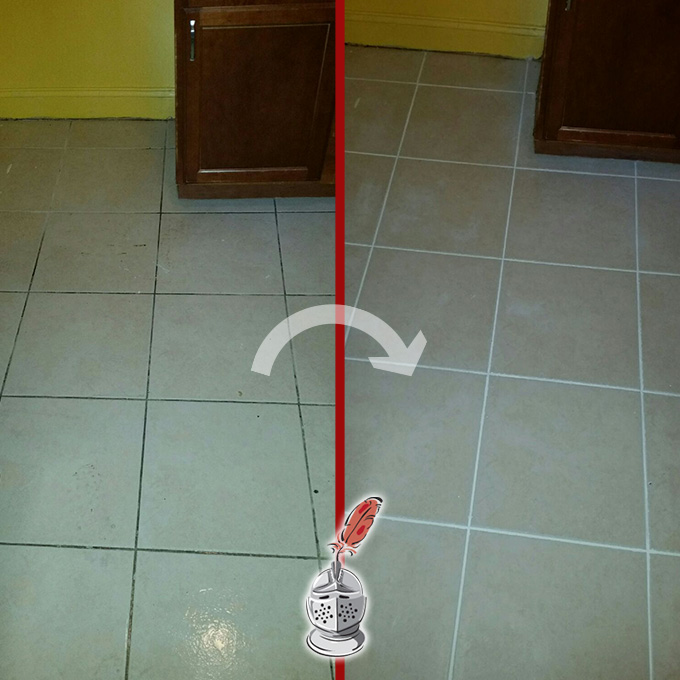 Tile Cleaning And Sealing Service