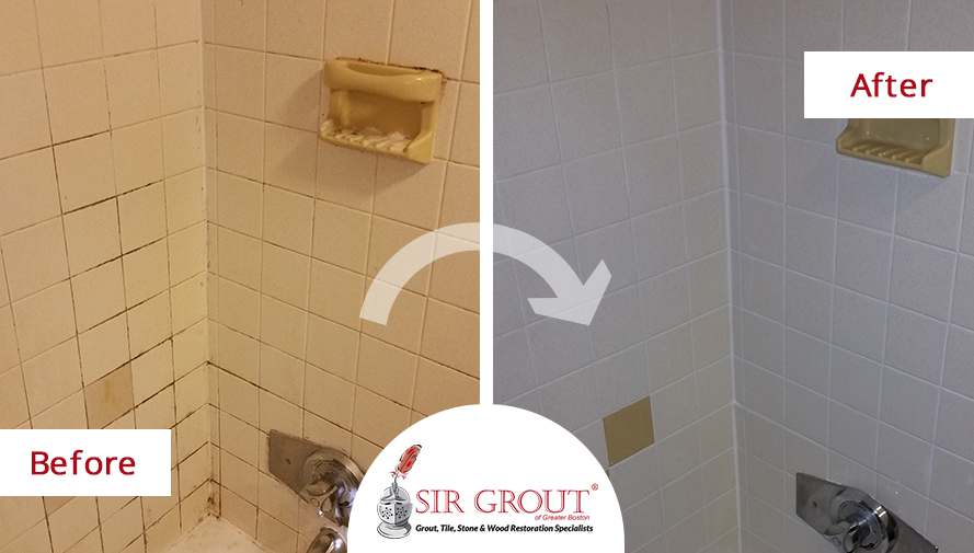 Tile And Grout Cleaning Revitalizes Boston Football Fan S