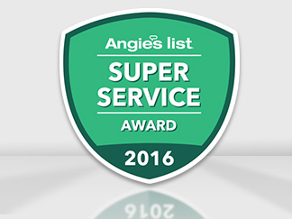 Sir Grout Boston Awarded with Angie's List 2016 Super Service Award